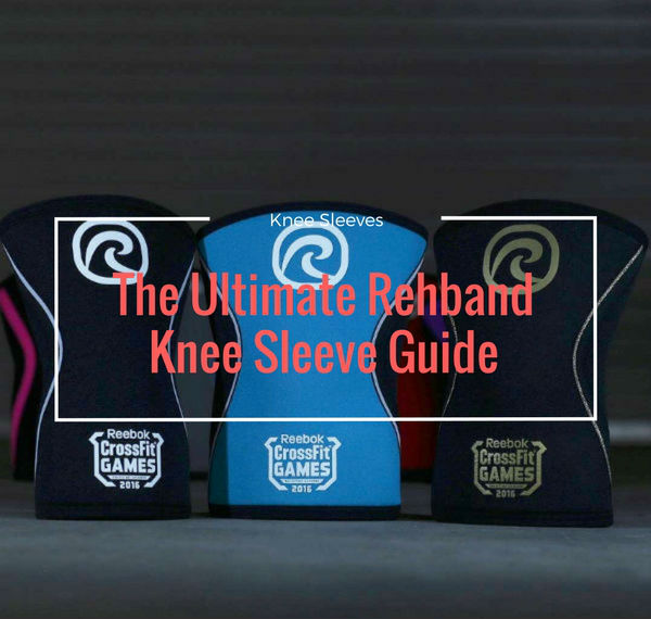 2683b7e622 The Ultimate Guide to Rehband Knee Sleeves | Rxd Sleeves