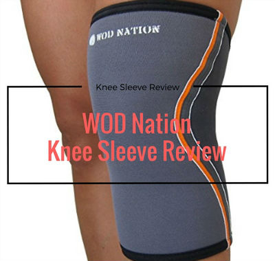 1d2799edfa WOD Nation Knee Sleeve Review | Rxd Sleeves